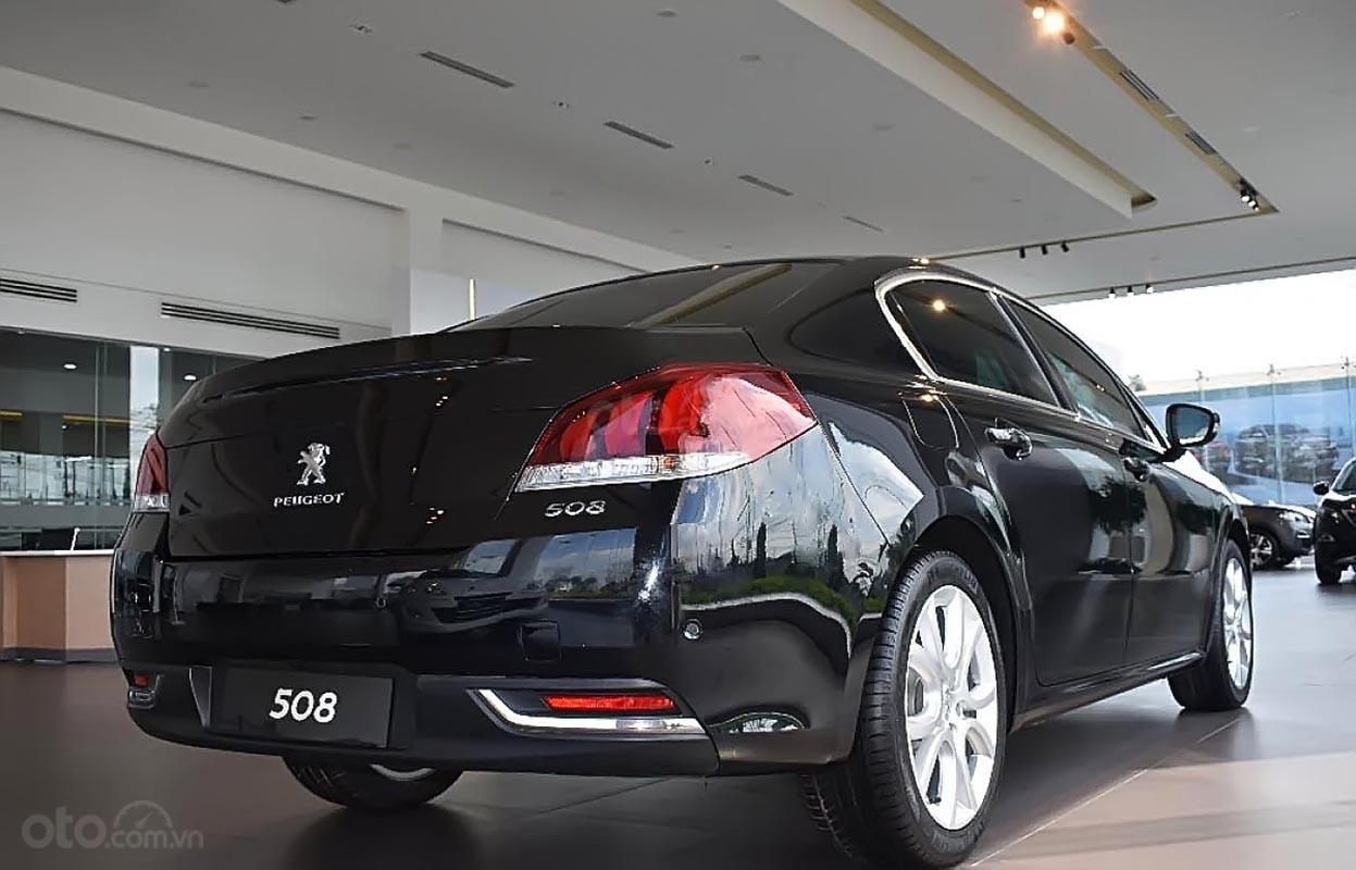 Bán Peugeot 508 1.6 AT đời 2019, màu đen, nhập khẩu-3