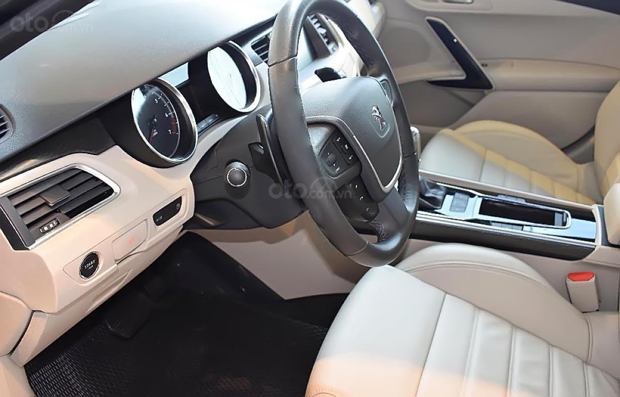 Bán Peugeot 508 1.6 AT đời 2019, màu đen, nhập khẩu-2