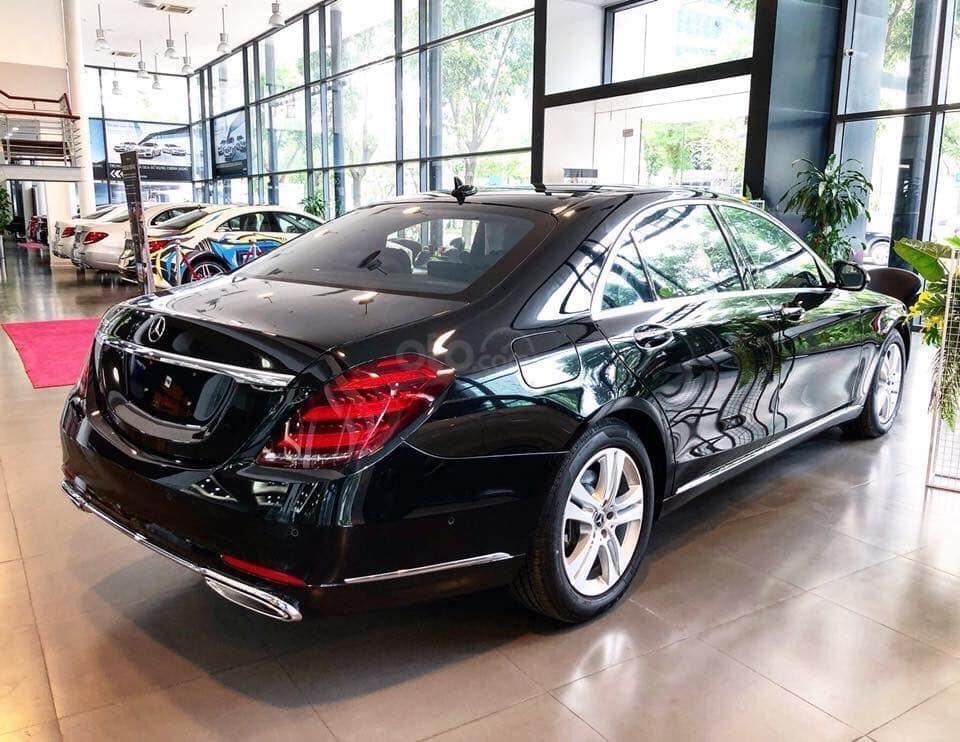 Giá bán và khuyến mãi Mercedes S450 sx 2019, giá lăn bánh, ưu đãi bảo hiểm và phụ kiện chính hãng (4)