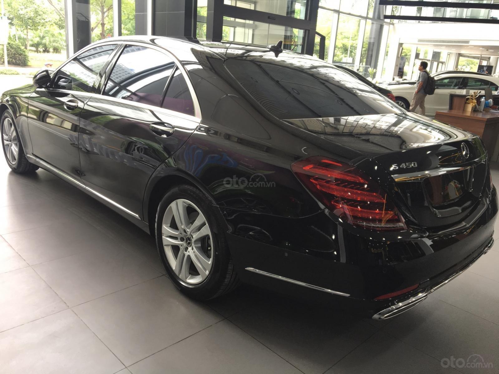 Giá bán và khuyến mãi Mercedes S450 sx 2019, giá lăn bánh, ưu đãi bảo hiểm và phụ kiện chính hãng (8)