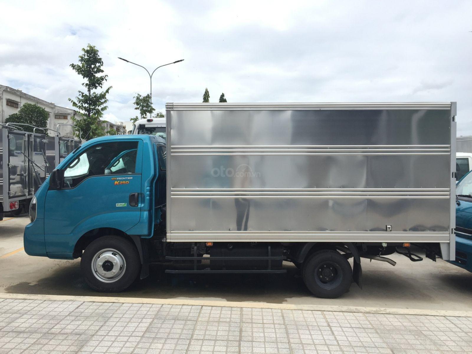 Xe tải 2.5 tấn Thaco Kia K250, động cơ Hyundai đời 2019, trả góp 70% tại Bình Dương - Liên hệ: 0944.813.912 (3)