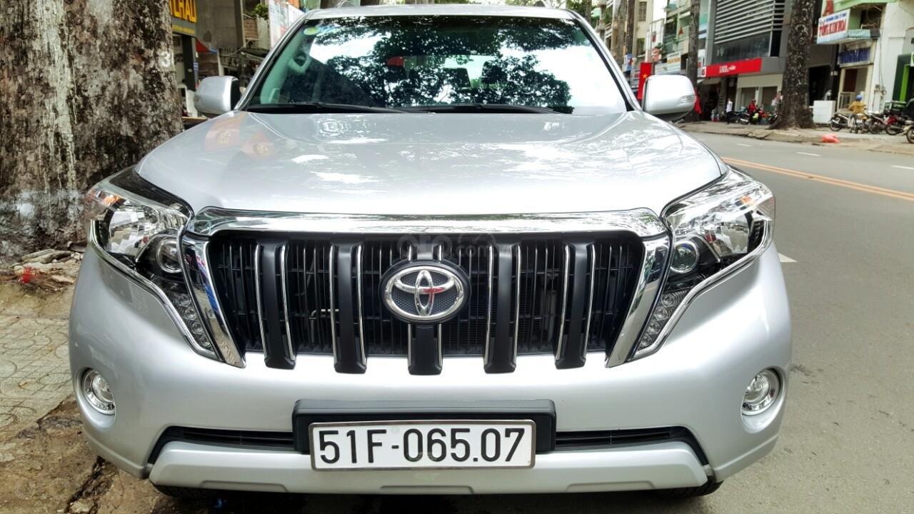 Cần bán Toyota Land Cruiser Pardo 2014 nhập khẩu. Liên hệ: 0942892465 Thanh (1)