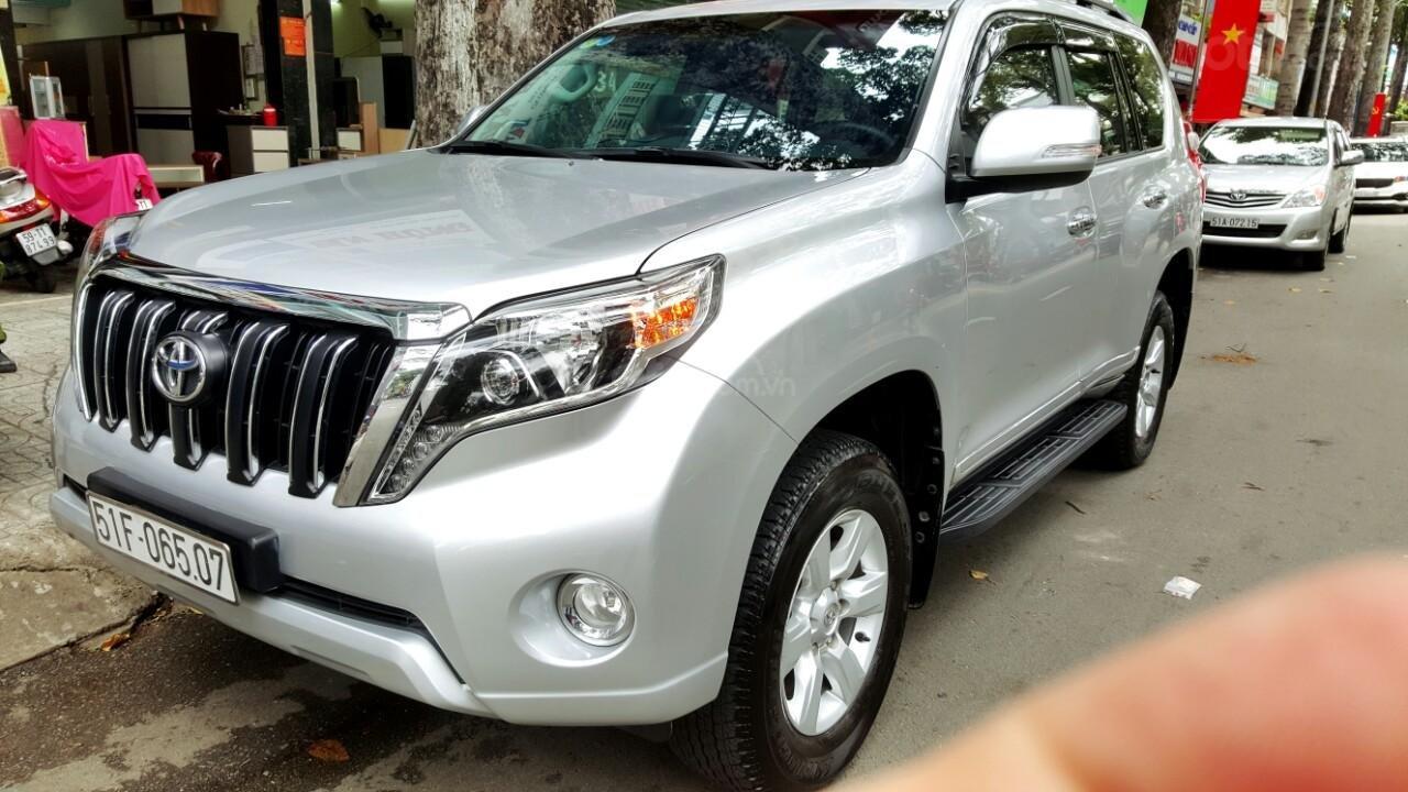 Cần bán Toyota Land Cruiser Pardo 2014 nhập khẩu. Liên hệ: 0942892465 Thanh (2)