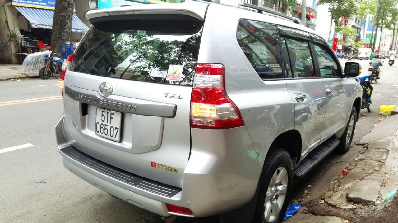 Cần bán Toyota Land Cruiser Pardo 2014 nhập khẩu. Liên hệ: 0942892465 Thanh (3)