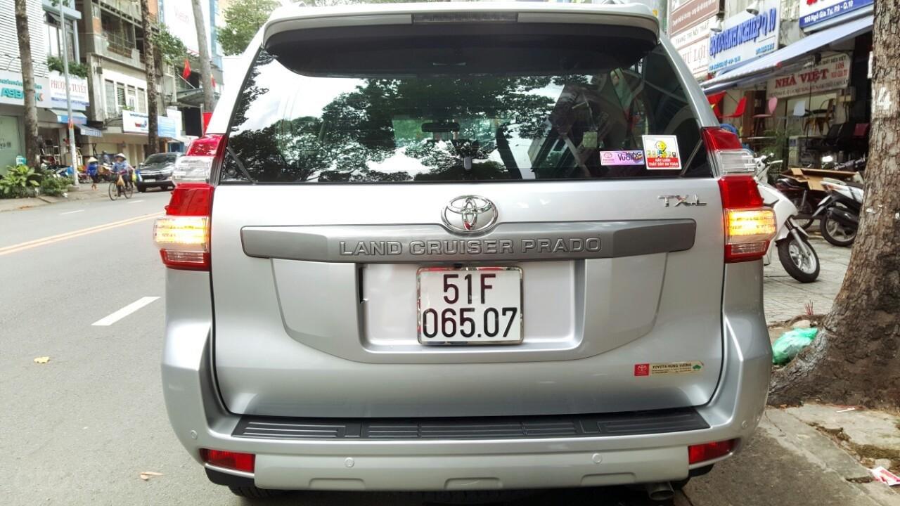 Cần bán Toyota Land Cruiser Pardo 2014 nhập khẩu. Liên hệ: 0942892465 Thanh (5)