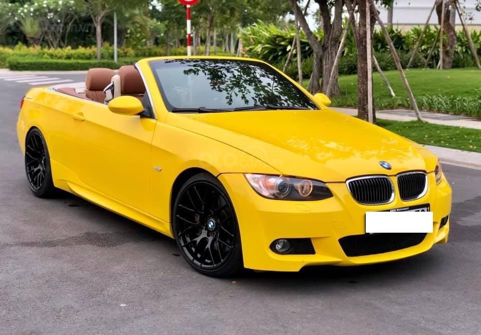 BMW 335i model 2008 option M3 mui trần-0