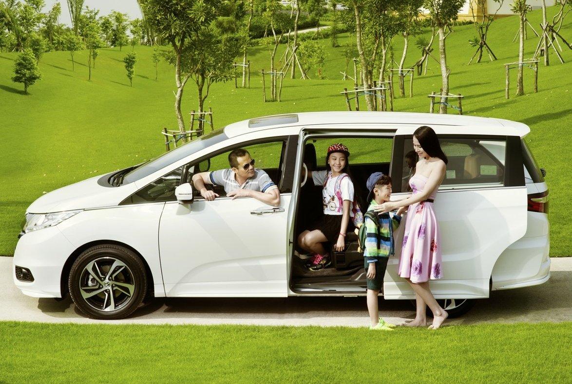 Hãy lái thử để đảm bảo mua được chiếc xe ô tô phù hợp với gia đình mình.