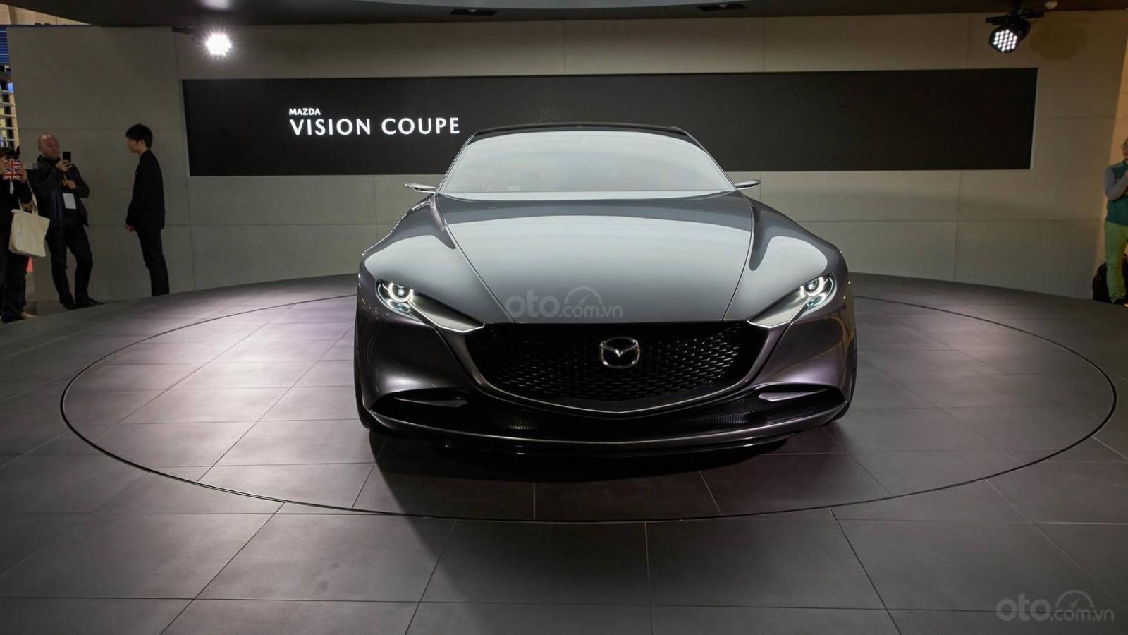 Mazda Vision Coupe Concept.