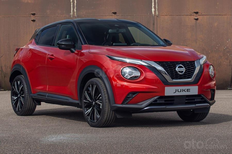 Nissan Juke 2020.