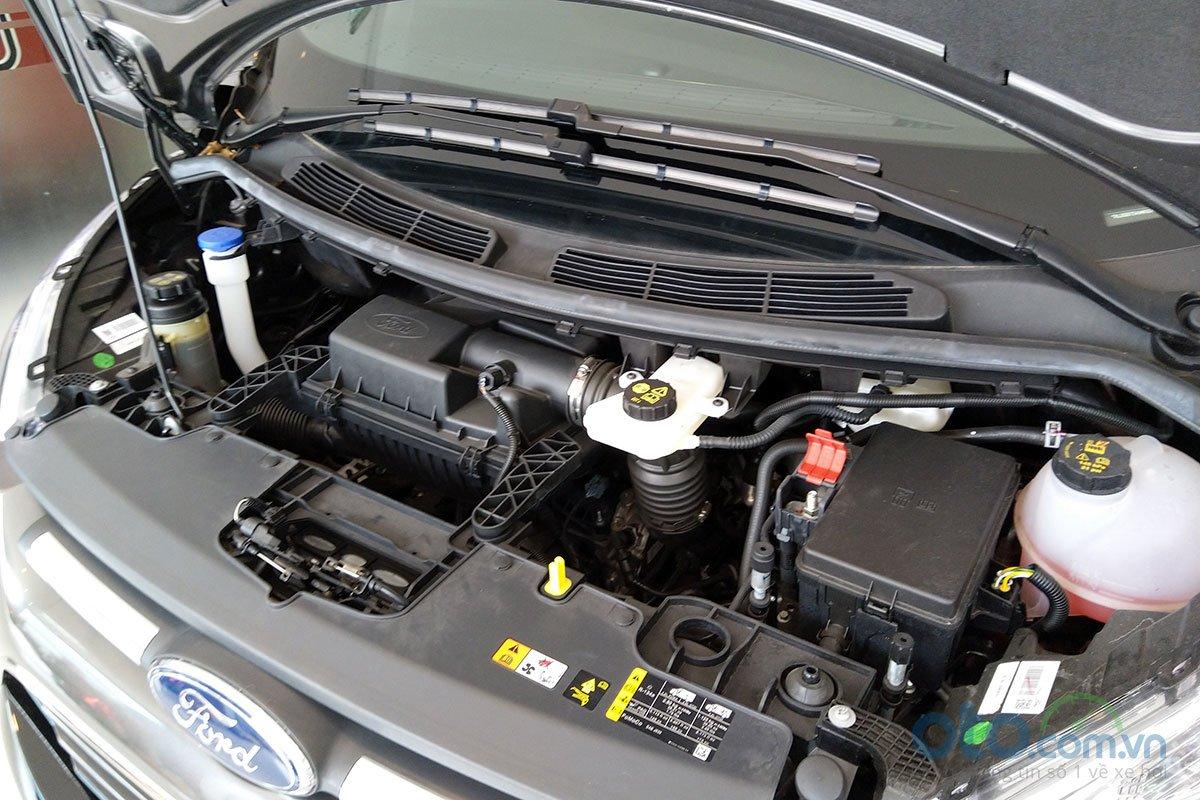 Động cơ Ecoboost 2.0L trên Ford Tourneo.