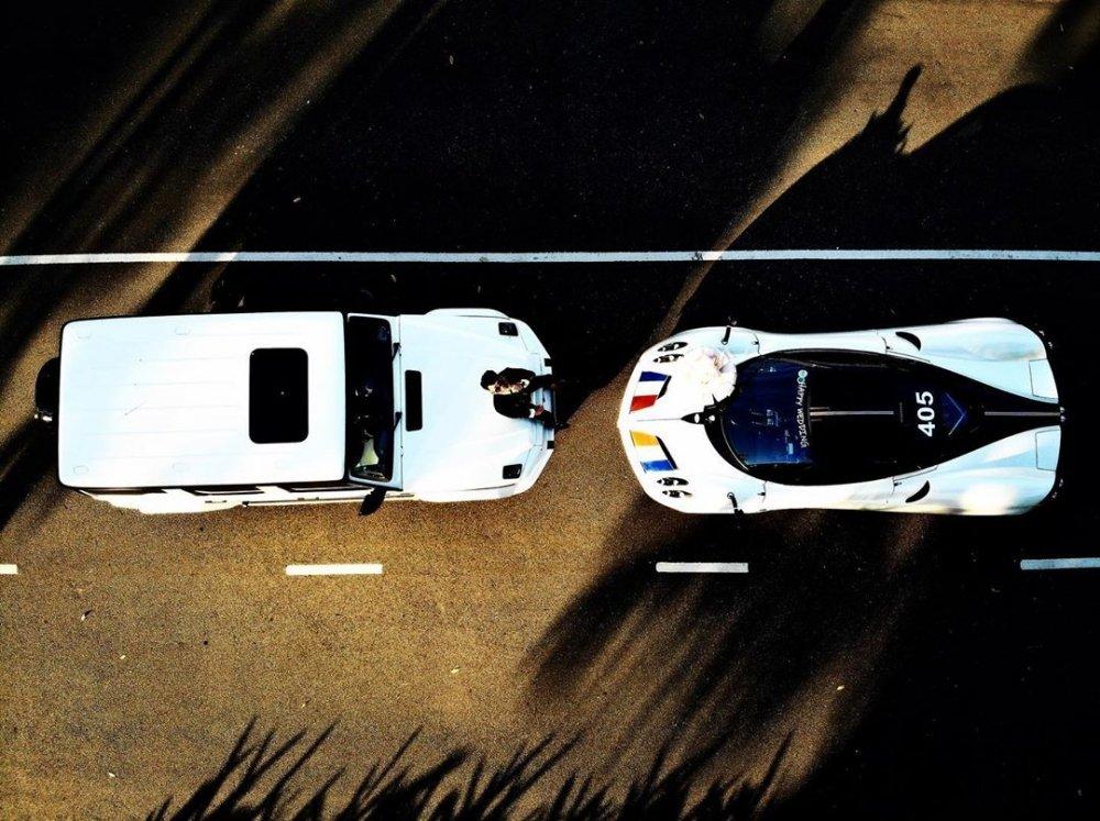 Pagani Huayra và Mercedes-AMG G63 Edition 1 xuất hiện cùng Minh Nhựa