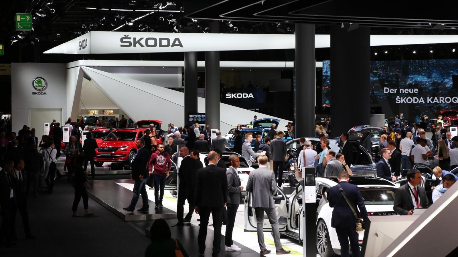 Triển lãm ô tô Frankfurt 2019 sắp khai mạc