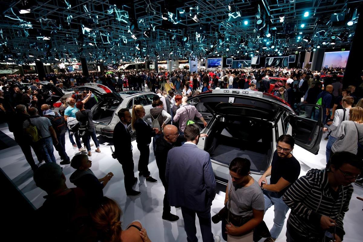 BTC sự kiện ô tô lớn nhất nước Đức lo lắng về an ninh