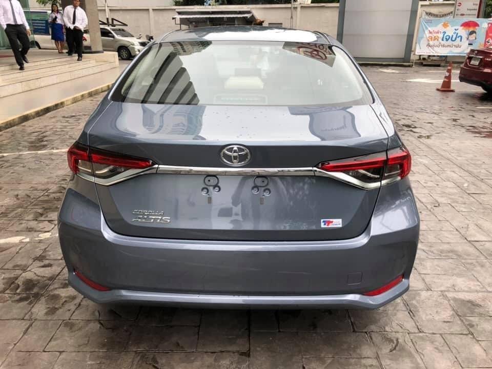 Toyota Corolla Altis 2020 ra mắt Thái Lan, cuối năm về Việt Nam? a8