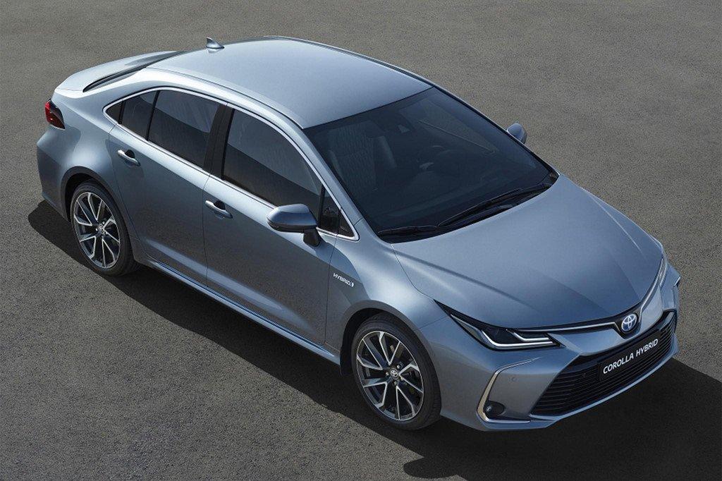 Toyota Corolla Altis 2020 ra mắt Thái Lan, cuối năm về Việt Nam? a6