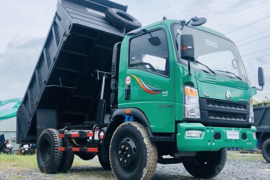 Bán xe ben Howo 6,5 tấn đời 2019, thùng hơn 5 khối (1)
