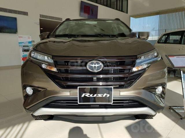 Toyota Tân Cảng - Rush 1.5AT xe giao ngay, đủ màu-trả 200tr nhận xe, LH 0933000600 (1)