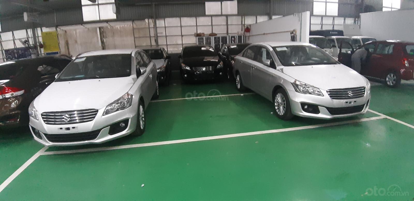 Bán ô tô Suzuki Ertiga năm 2019, xe nhập-4