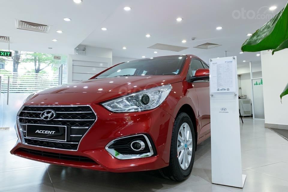 Hyundai Accent phiên bản mới xe đủ màu giao ngay, hỗ trợ trả góp 85%, quà tặng hấp dẫn, LH 0907321001 (1)