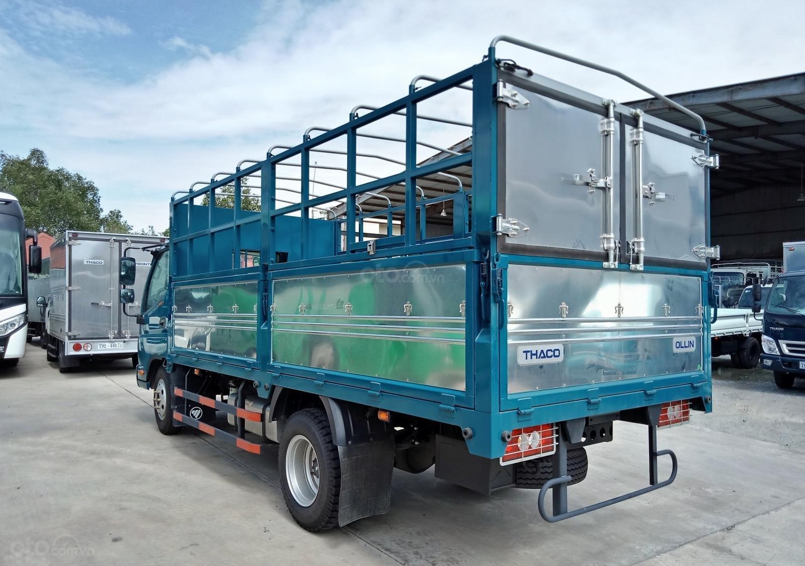 Xe tải Trường Hải - Thaco Ollin 350 new - thùng dài 4m4 - tải trọng 2 tấn 4 - hỗ trợ trả góp (5)