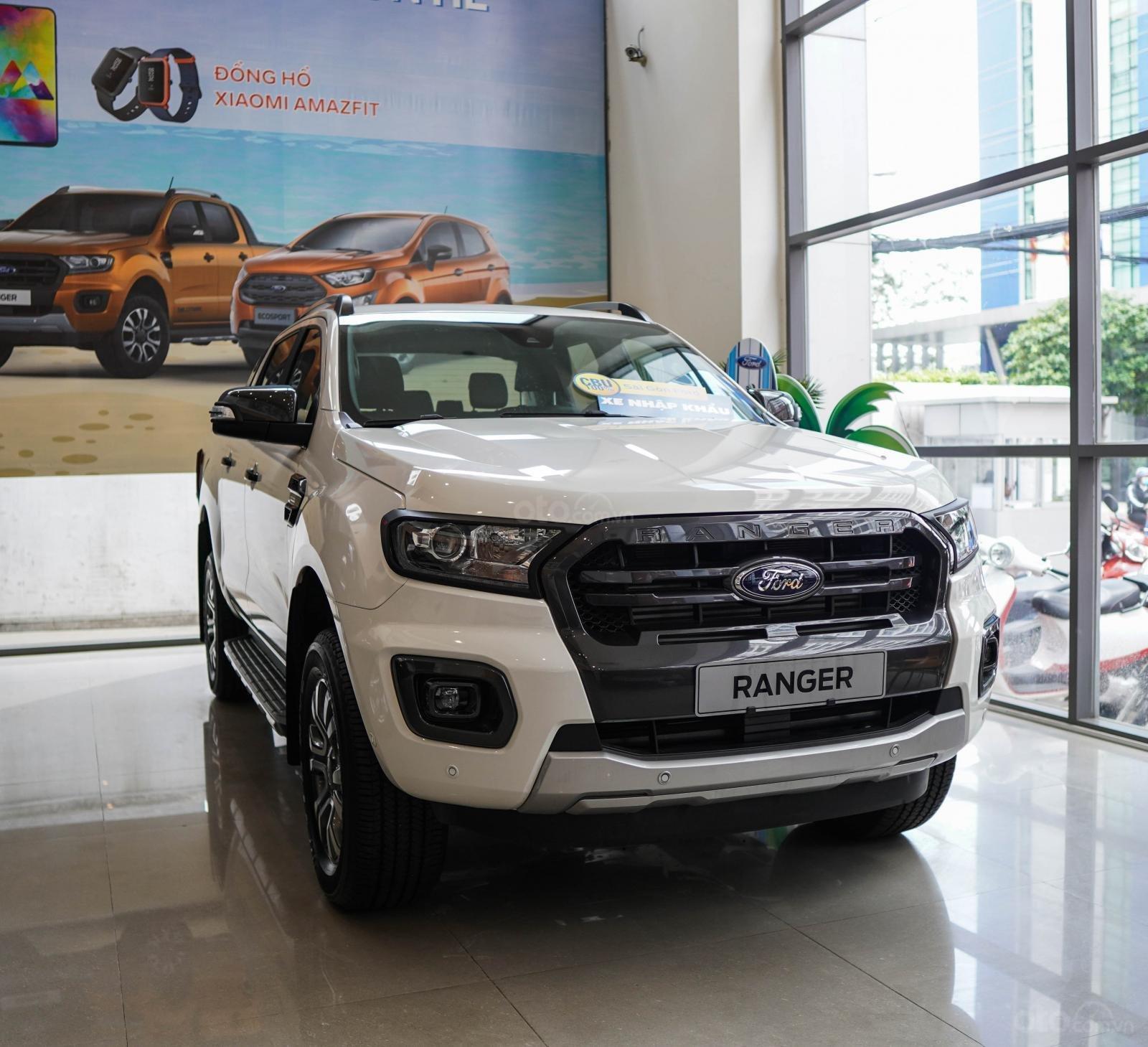 Ford Ranger Wildtrak giảm ngay 30 triệu, tặng phụ kiện giá trị (1)