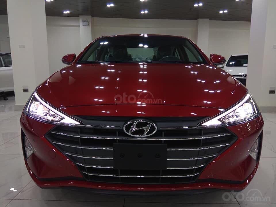 Hyundai Elantra mới 2019, trả trước 157Tr, giao xe ngay, đủ phiên bản đủ màu, khuyến mãi cực hấp dẫn LH: 0933222638 (6)