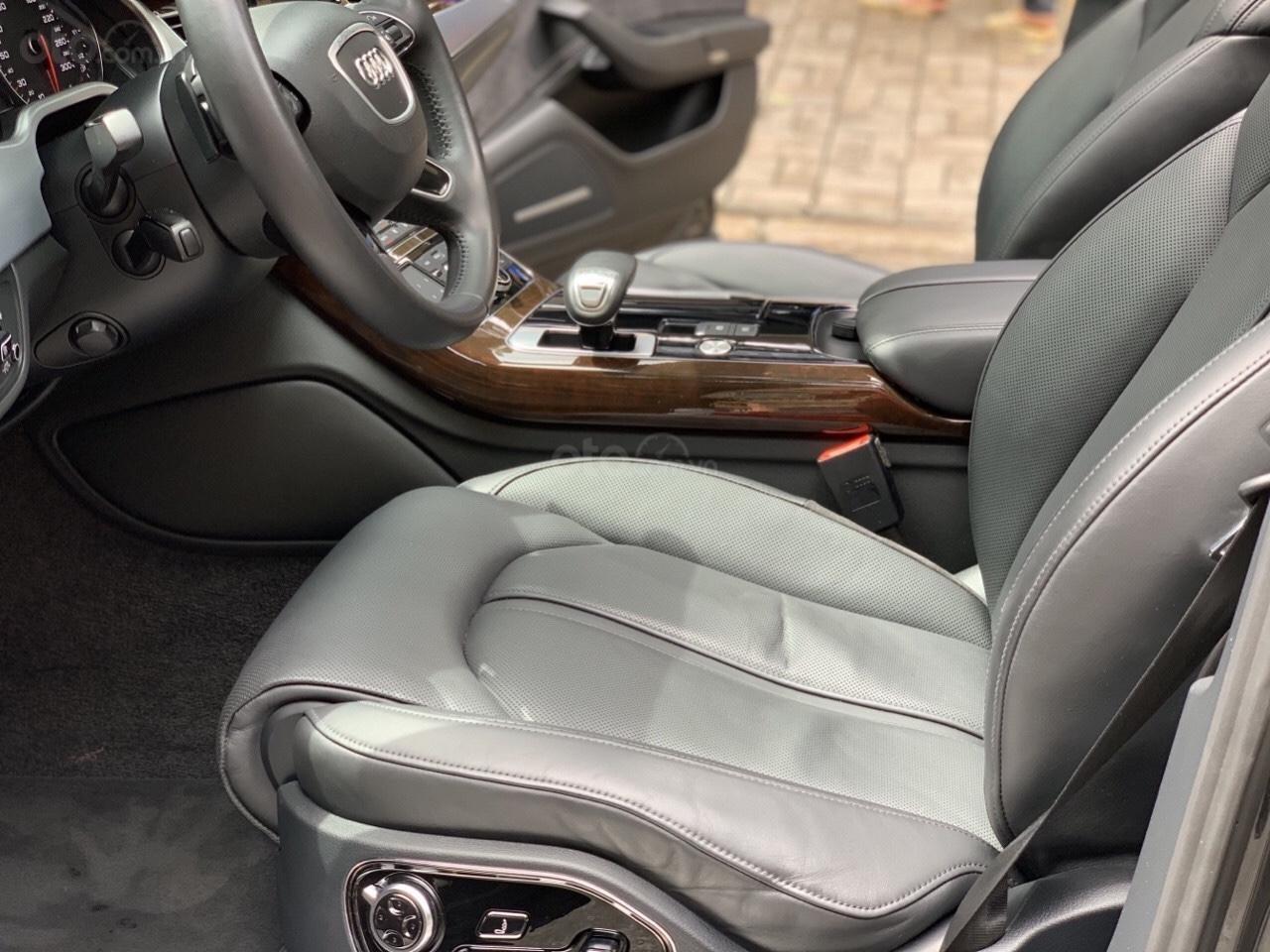 Cần bán xe Audi A8L sản xuất năm 2015, màu đen, nhập khẩu nguyên chiếc (3)