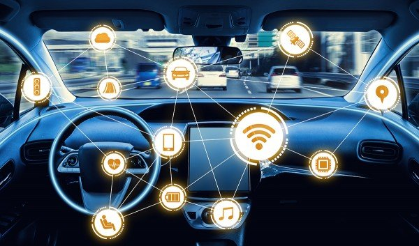 Lưu ý các tính năng sẵn có và tùy chọn thêm vào xuất hiện trên xe