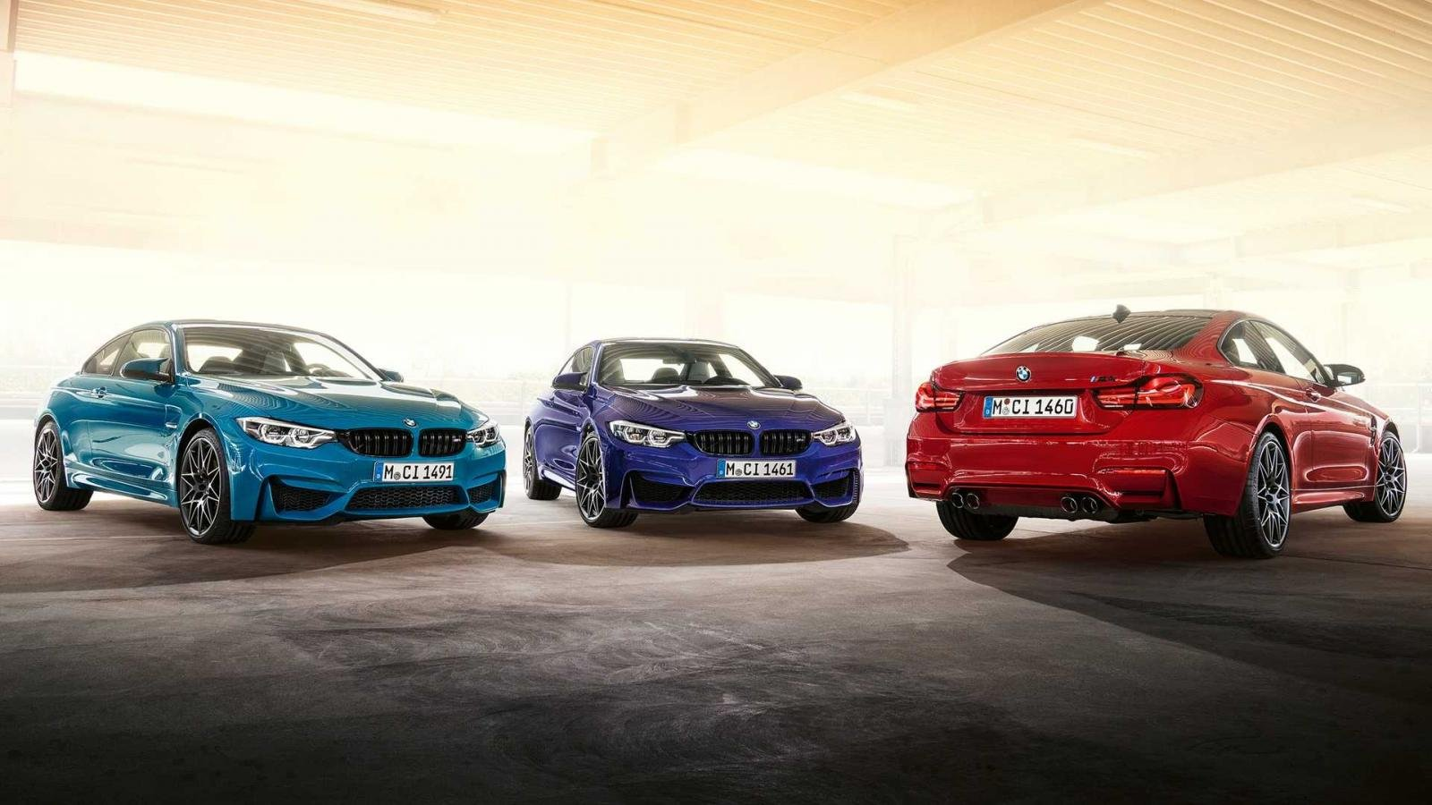 BMW M4 Edition M Heritage sẽ ra mắt tại giải đua DTM trên đường đua Nürburgring vào 13.09 tới.