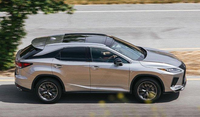 Lexus RX 2020 chốt giá bán khởi điểm từ 1 tỷ đồng.