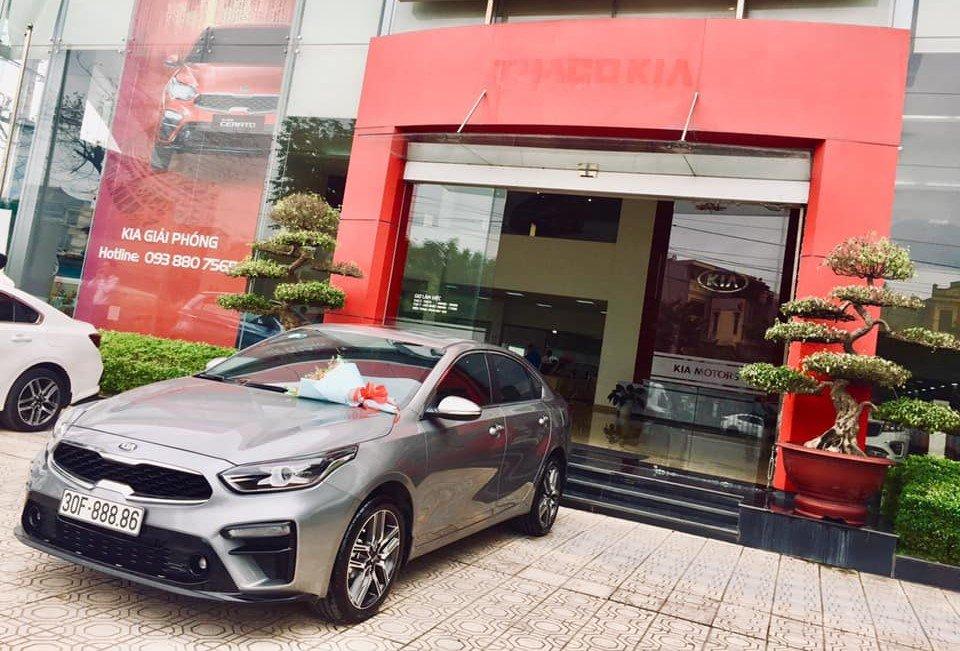 """Kia Cerato 2019 với biển """"Phát - Lộc"""" có giá gần 2 tỷ đồng tại Hà Nội a1"""