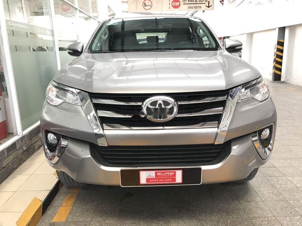 Cần bán xe Toyota Fortuner V đời 2017, nhập khẩu (1)