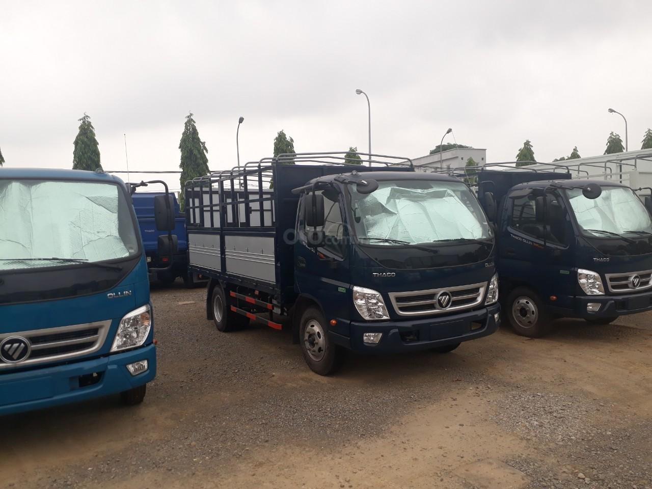 Giá xe tải Thaco Ollin 720 tải trọng 7 tấn Trường Hải-5