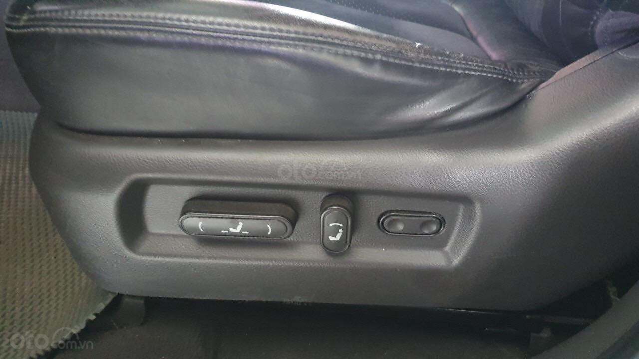 Bán Hyundai Santa Fe SLX 2010 full option 2.0, dầu, màu bạc, nhập khẩu, giá thương lượng (6)