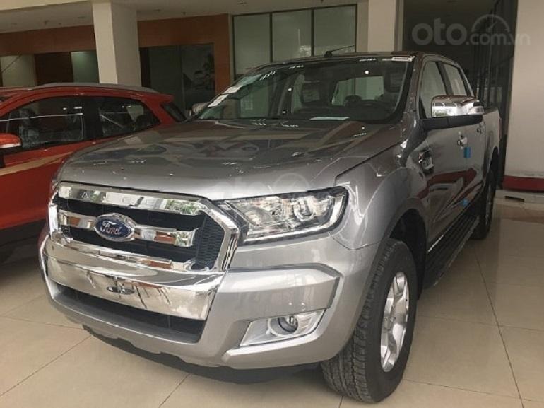 Bán xe Ford Ranger XLT MT 4x4 2018 - Đẳng cấp là mãi mãi 0946519127-0