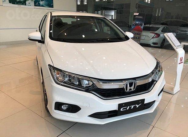Honda Mỹ Đình: Giao ngay - Honda City CVT màu trắng năm 2019, giá tốt. Lh: 0964 0999 26 (2)