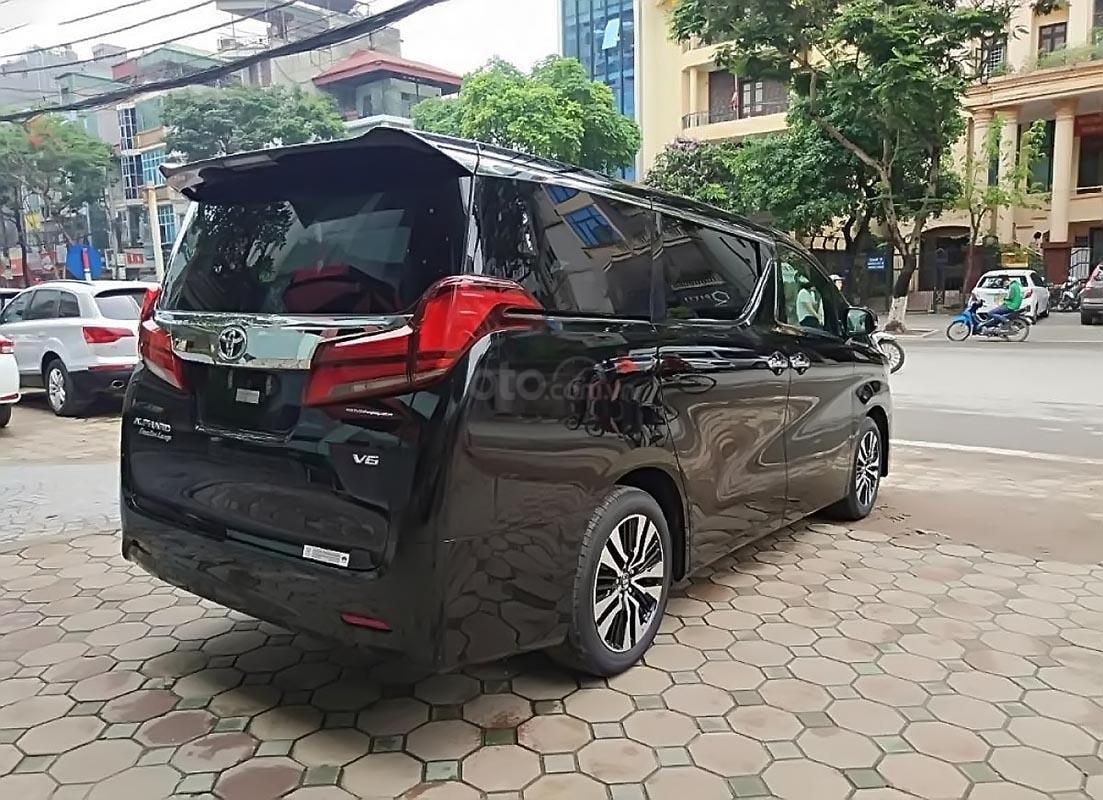 Bán ô tô Toyota Alphard năm sản xuất 2019, màu đen, xe nhập (3)