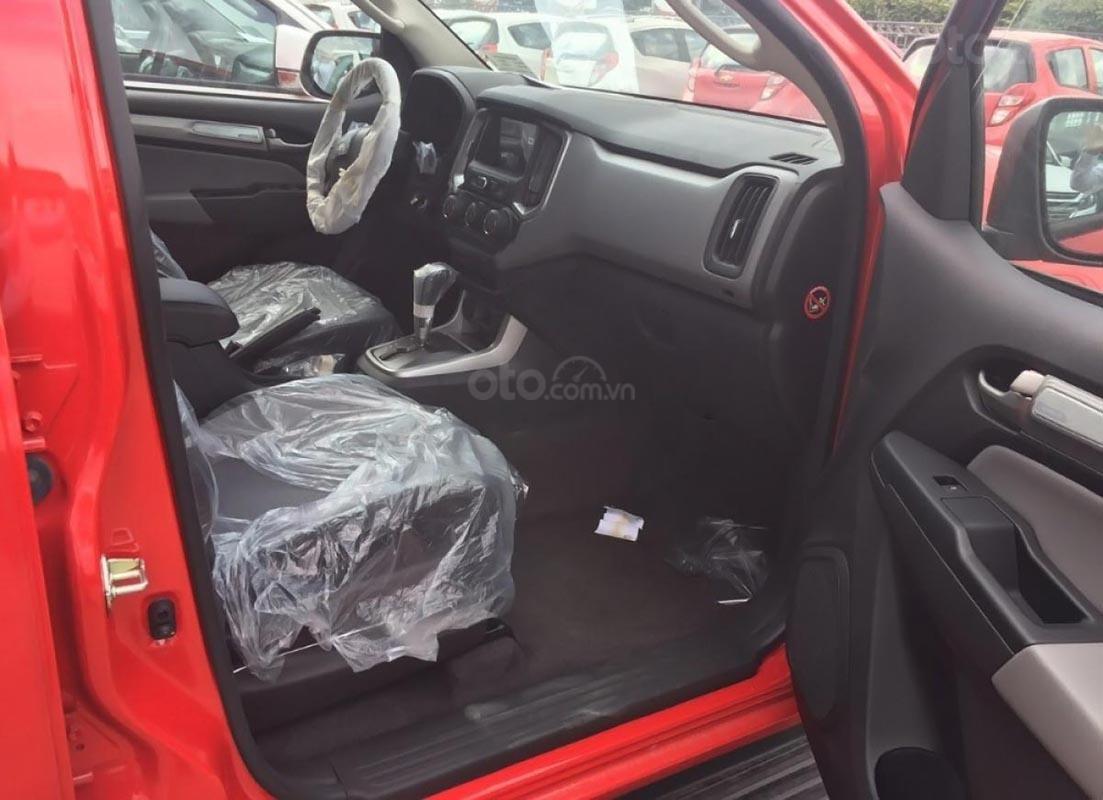 Bán Chevrolet Colorado LT 2.5L 4x2 AT 2019, màu đỏ, nhập khẩu (3)