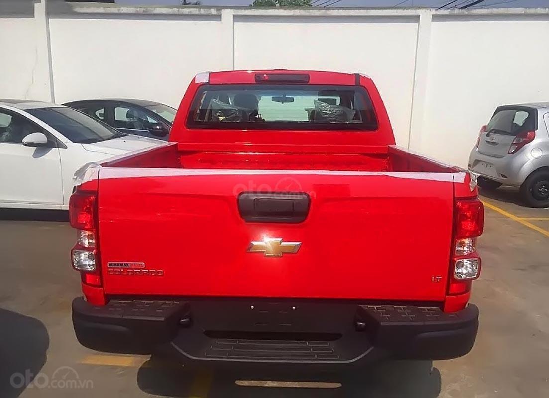 Bán Chevrolet Colorado LT 2.5L 4x2 AT 2019, màu đỏ, nhập khẩu (2)