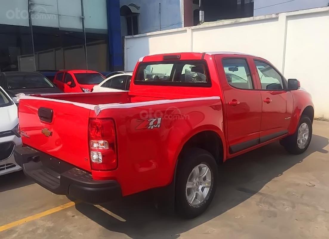Bán Chevrolet Colorado LT 2.5L 4x2 AT 2019, màu đỏ, nhập khẩu (5)