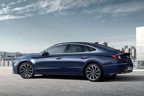 Danh sách 10 mẫu ô tô bán chạy nhất thị trường Hàn Quốc - Ảnh 1.