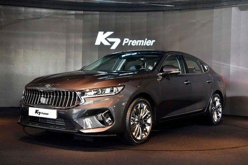 Danh sách 10 mẫu ô tô bán chạy nhất thị trường Hàn Quốc - Ảnh 3.