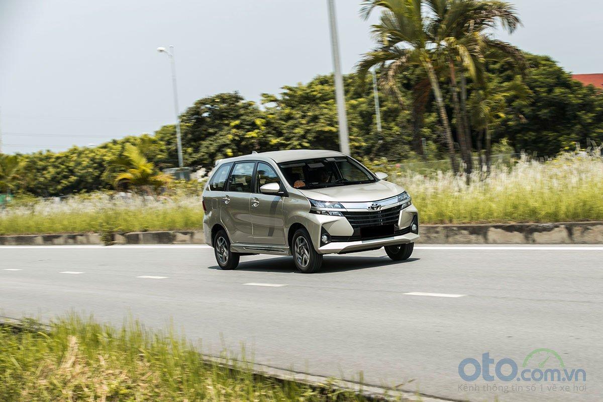 Đánh giá Toyota Avanza 2019 1.5 AT: Vận hành.