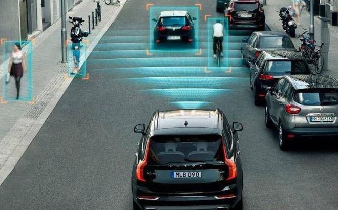 Phanh tự động khẩn cấp Autonomous Emergency Braking.