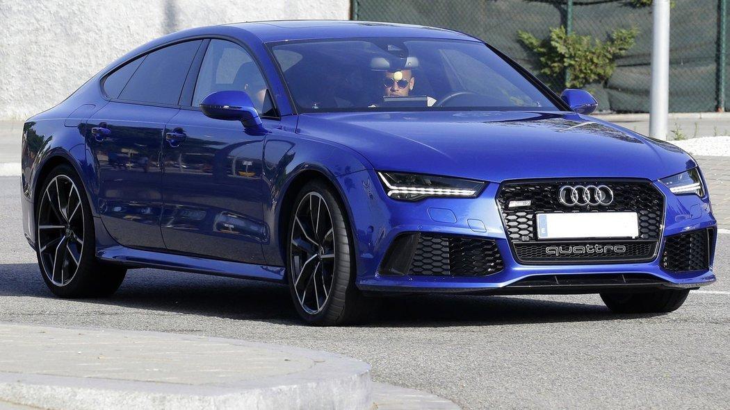 Neymar chọn Audi RS7 Sportback Performance 4.0 đắt nhất