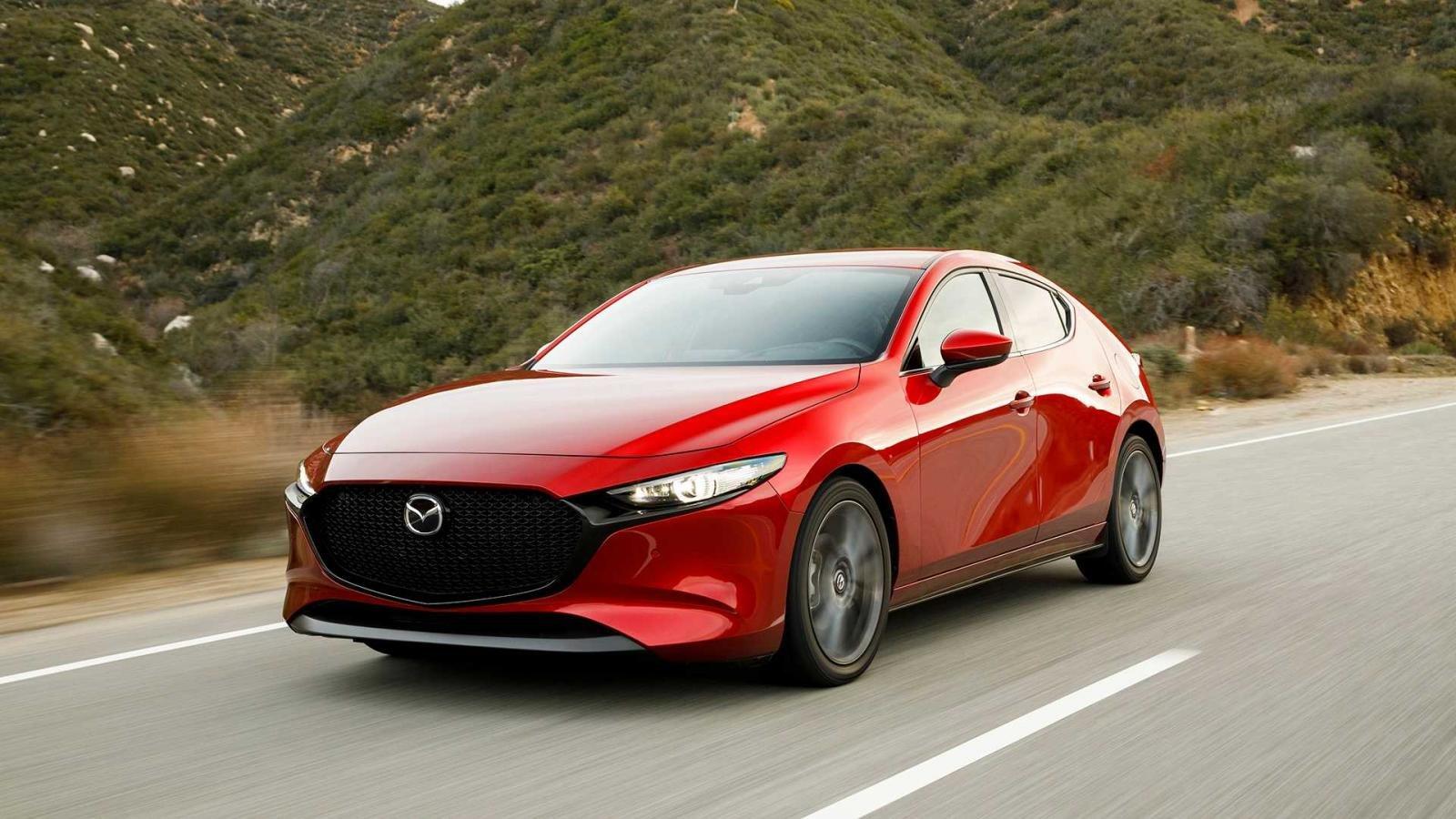 Mazda 3 thế hệ mới về Việt Nam, ngày ra mắt cận kề a3