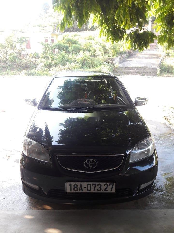 Cần bán Toyota Vios MT năm sản xuất 2005, xe gia đình (1)