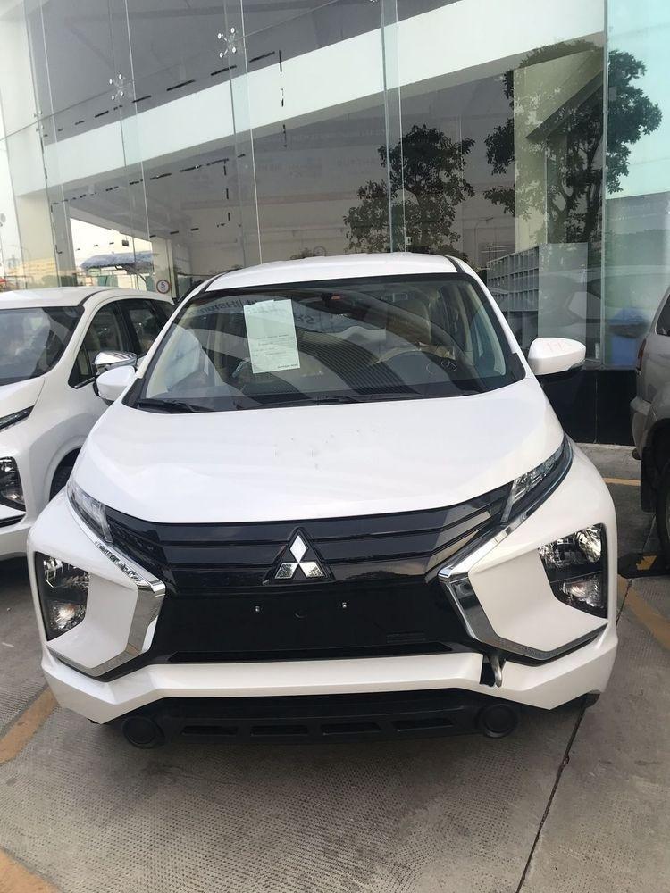 Bán Mitsubishi Xpander năm sản xuất 2019, màu trắng, xe nhập (1)