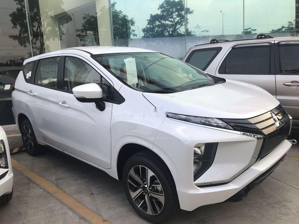 Bán Mitsubishi Xpander năm sản xuất 2019, màu trắng, xe nhập (2)