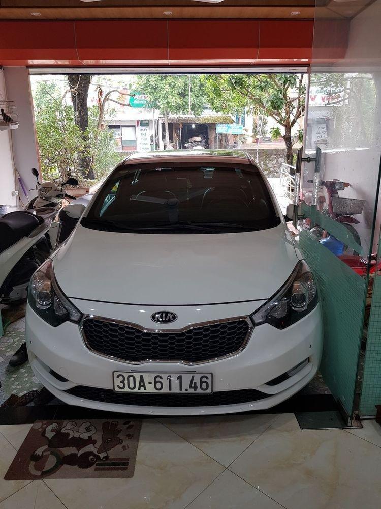 Chính chủ bán Kia K3 2016, màu trắng, 525tr (2)